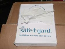 GEORGIA PACIFIC 47047/3TB46 1/4-FOLD TOILET SEAT COVERS, 200 PER PACK 145257