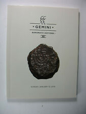 Gemini Auction X Catalog-Ancient Coins
