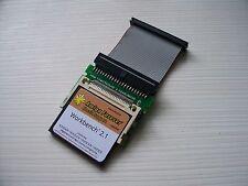 Amiga 600 cf hdd 4gb with 2.1 Pre install License + demos + whdload / No Games