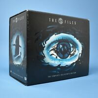 X-Files The Complete Series Collector's Edition DVD Set Season 1 2 3 4 5 6 7 8 9