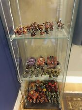 Chaos Space Marine Army Painted. Warhammer 40k. Undivided.