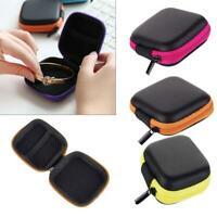Earphone Headphone Case Pouch Storage Bag Headset Key Coin Hard Holder Box