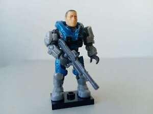 Mega Bloks Halo Heroes Spartan Carter A159 Mini figure