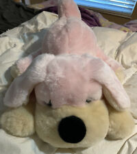 Adorable Stuffed Animal Dog By FAO Preowned