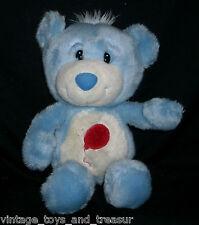 "12"" LAS VEGAS RENO CIRCUS CIRCUS BLUE TEDDY BEAR BABY STUFFED ANIMAL PLUSH TOY"