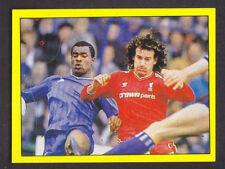Panini - Football 87 - # 265 1985/86 Chelsea v Liverpool Title Decider