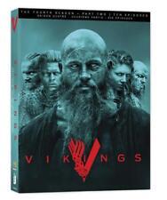 Vikings Season 4 Part 2 Bilingual DVD Travis Fimmel Alexander Ludwig Helen Shave