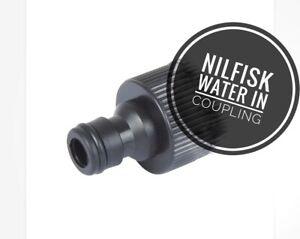 NILFISK WATER Inlet Valve Coupling, Jet Washer Valve - Jet Washer To Hose