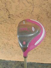 "Junior Pink LH 34"" 1 Driver Cream and Pink Graphite Shaft"