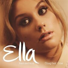 ELLA HENDERSON Chapter One (Plus Personally Signed Fan Card) CD NEW