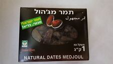 Healthy and fresh natural dates madjoul 1kg jordan river