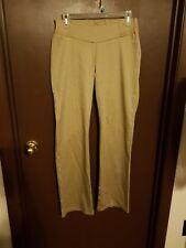 Juliet Dream Khaki Maternity Trouser Pants - Size Small