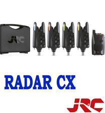 JRC Radar CX Bissanzeiger Set 4+1 Funk Bissanzeiger