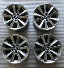 4x Original BMW Alufelgen 8x17 Styling 236 V-Speiche