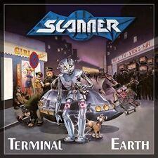 SCANNER - TERMINAL EARTH (LTD.GATEFOLD) (RE-RELEASE)  VINYL LP NEUF