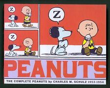 Peanuts ~ The Complete Peanuts by Charles M. Schulz 1953-1954 ~ Fantagraphics