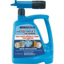 Wet And Forget Moss, Mildew, Algae, & Mold Stain Remover - 879288000077
