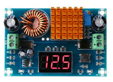 DC-DC Digital Boost Step Up Converter Power Supply Module 3-35V to 5V-45V 5A