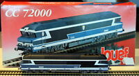 JOUEF 857300 ECHELLE HO 1/87 LOCOMOTIVE DIESEL SNCF CC 72080 NEUVE + BOITE
