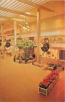 Rochester New York~Midtown Plaza~P Forman Co~Areco Palm Florida~1950s Postcard