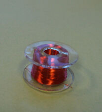50 MTS 0.1mm Rame Saldatura solder PPA Smaltato Bobina Filo Piombo Nuovo nel Regno Unito