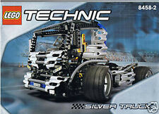 LEGO Technic 8458 SILVER CHAMPION scala 1:8 - assemblati come modello 2.