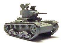 Milicast BR68 1/76 Resin WWII Russian T26 Light Tank, Model 1933-Final
