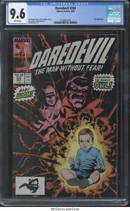 Daredevil #264 1989 CGC 9.6 - Nocenti story, Ditko art - Owl appearance