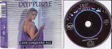 MCD Deep Purple - Love Conquers All (3 Track)