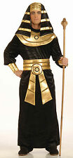 Pharaoh Costume Mens Egyptian King Tut Costume Adult Size Standard