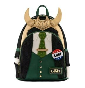 President Loki Mini Backpack Loungefly NYCC 2021 IN HAND