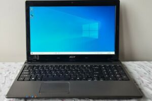 Acer Aspire 5560G 15.6in laptop,quad core,4GB Ram,500GB HDD,Win 10,AMD Radeon