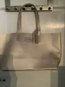Michael Kors gold sparkle large casual bag brand new