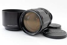 *Mint* Pentax SMC Super Takumar 135mm f/2.5 MF Lens For M42 Mount w/ Hood JAPAN