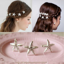 Women Girl Bridal Crystal Hair Comb Clip Pin Rhinestone Head Wedding Accessories
