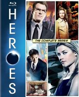 Heroes: The Complete Series [New Blu-ray] Oversize Item Spilt, Boxed S