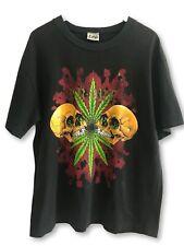 Vintage 1990's Dr Dre The Chronic Pushead Black T-Shirt
