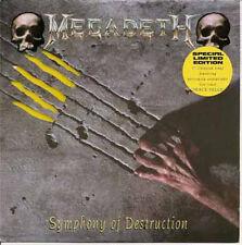 "MEGADETH -  Symphony Of Destruction (ps ) 7"""