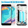For Xiaomi Mi 5X/Mi A1/MiA1 LCD Display Touch Screen Digitizer Replacement Frame