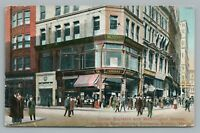 Cigar Store—Boylstone & Washington Street BOSTON Rare Antique Downtown Dentist
