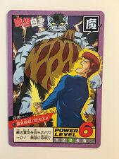 Yu Yu Hakusho Super battle Power Level 83 - Part 2