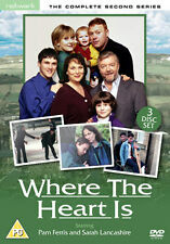 DVD:WHERE THE HEART IS - SERIES 2 - NEW Region 2 UK