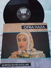OFRA HAZA - 12 INCH - IM NIN'ALU (PLAYED IN FULL MIX)