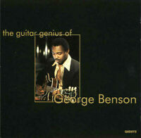The Guitar Genius of George Benson (CD, 1998) - NEW SEALED -