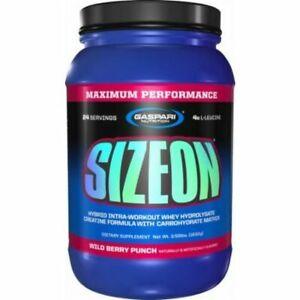Gaspari Nutrition SizeOn Maximum Strength Size 1.6kg & FREE SHAKER