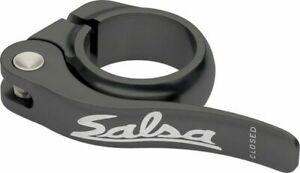 Salsa Flip Lock Sattelklemme 28.6 schwarz