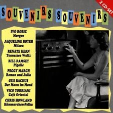 Souvenirs Souvenirs Ivo Robic, Jaqueline Boyer, Renate Kern, Bill Ramse.. [2 CD]