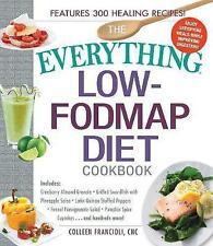 Everything Low-Fodmap Diet Cookbook ' Francioli, Colleen
