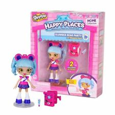 New Shopkins Slumber Bear Party Riana Radio Lil' Shoppie Doll Pack Official