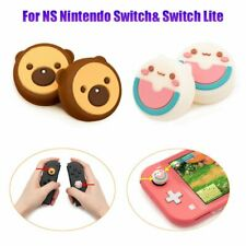 4*Cute Silicone Thumb Grip Joystick Caps Cover For NS Switch/Switch Lite Joy-Con